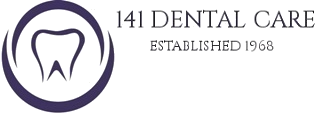 141 Dental Care Retina Logo